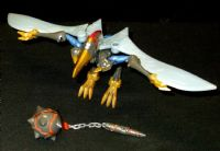 Transformers Animated: Swoop - Deluxe Class - Loose Complete Action Figure